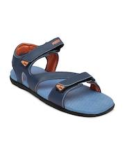 PUMA Unisex Blue Elego DP Sports Sandals