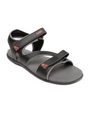 PUMA Unisex Black Elego DP Sports Sandals