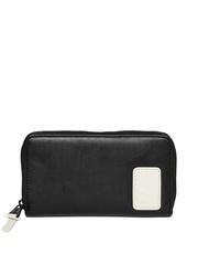 PUMA Women Black & Grey Wallet