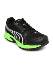 PUMA Men Black Strike Fashion II DP Running Shoes