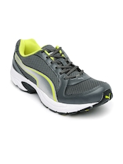 PUMA Unisex Grey Bolster DP Running Shoes
