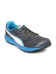 PUMA Men Navy Harbour Fashion DP Running Shoes