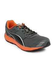 PUMA Men Grey Harbour Fashion DP Running Shoes