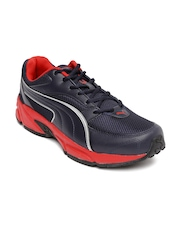PUMA Men Navy Running Shoes