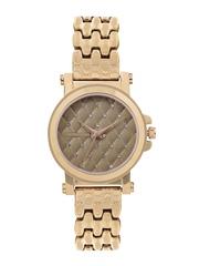 GIORDANO Women Brown Dial Watch F4005-44