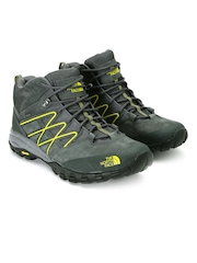 The North Face Men Grey Storm EVO GTX Sports Shoes