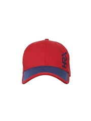 HRX by Hrithik Roshan Men Red Cap