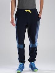 HRX by Hrithik Roshan Navy Jogger Track Pants