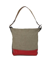 KIARA Brown Shoulder Bag