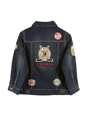 Lilliput Boys Blue Denim Jacket