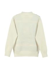 Lilliput Girls White Sweater