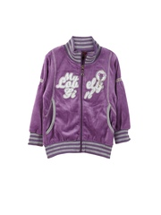 Lilliput Girls Purple Tracksuit