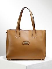 CORSICA Brown Handbag
