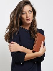 CORSICA Women Brown Wallet