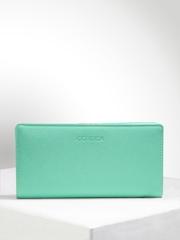 CORSICA Women Mint Green Wallet