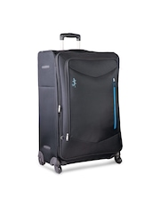 Skybags Unisex Black Small Trolley Bag