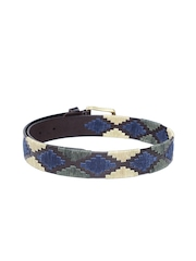 The Rider's Side Men Multicoloured Pro Gypsy Leather Belt