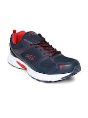 FILA Men Navy Lite Runner Plus 2 Running Shoes