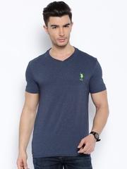 U.S. Polo Assn. Navy Melange T-shirt