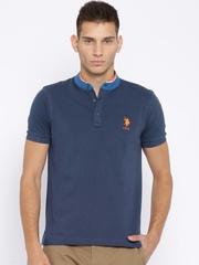 U.S. Polo Assn. Blue T-shirt