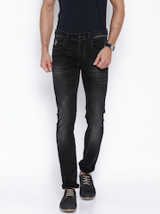 U.S. Polo Assn. Charcoal Grey Regallo Skinny Jeans
