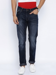 U.S. Polo Assn. Blue Comfort Slim Fit Jeans
