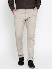 U.S. Polo Assn. Beige Trousers