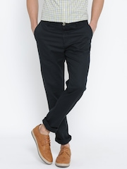 U.S. Polo Assn. Navy Slim Casual Trousers