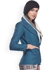 Nineteen Teal Blue Coat