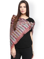 SHINGORA Multicoloured Woollen Shawl