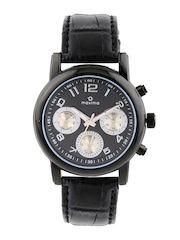 maxima Men Black Dial Watch 27163LMGB