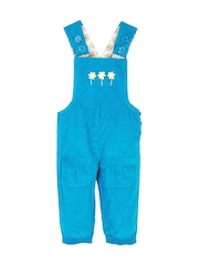 Snuggles Girls Blue Dungarees