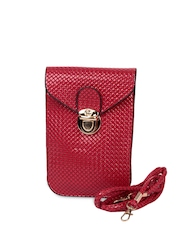 TrendBerry Women Red Mobile Pouch