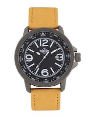 RDSTR Men Black Dial Watch MFB-PN-Y-9556