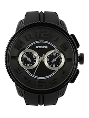 Roadster Men Black Dial Watch MFB-PN-Y-S9483