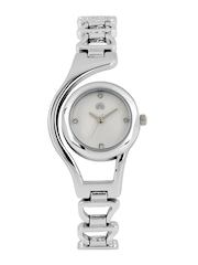 Anouk Women Pearly White Dial Watch MFB-PN-Y-S9602