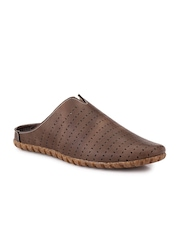 Mactree Men Brown Sandals