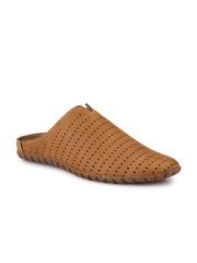 Mactree Men Tan Brown Sandals