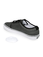 Vans Unisex Grey 106 Vulcanized Casual Shoes
