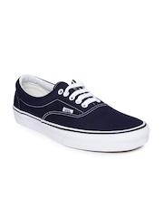 Vans Unisex Navy Era Casual Shoes