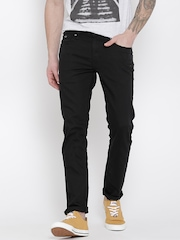 United Colors of Benetton Black Skinny Jeans
