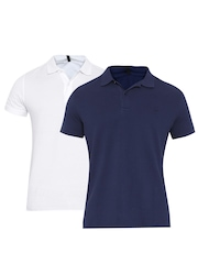 United Colors of Benetton Pack of 2 Polo T-shirts