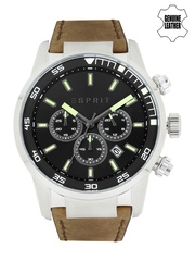 ESPRIT Men Black Dial Chronograph Watch ES108021004