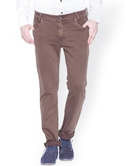 Mufti Brown Jeans