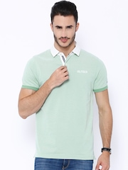 Tommy Hilfiger Mint Green Polo T-shirt