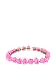 The Hairklip Pink Hair Wreath