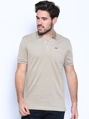 Park Avenue Taupe Polo T-shirt
