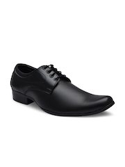 Sir Corbett Men Black Formal Shoes
