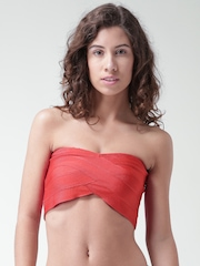FOREVER 21 Red Tube Top