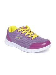 FILA Women Purple Lara II Sports Shoes